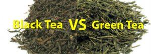 Black Tea vs Green Tea Endothelial Dysfunction