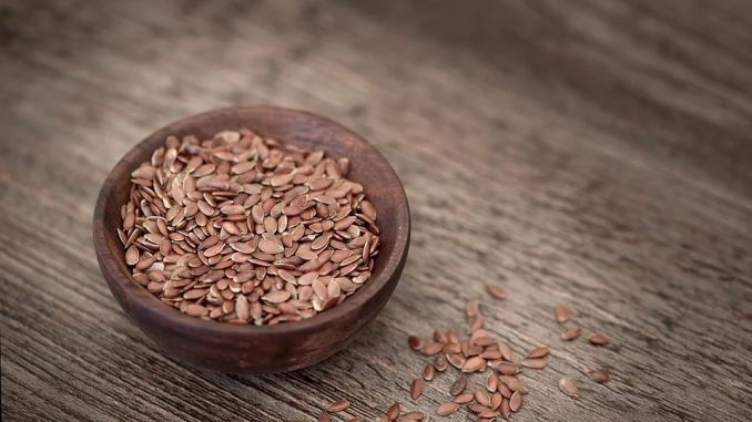 The Health Benefits Of Flaxseed