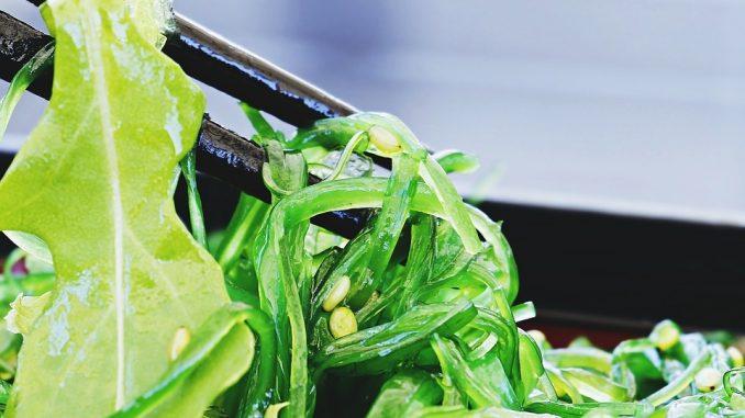 Seaweed Nutrition & Health Benefits