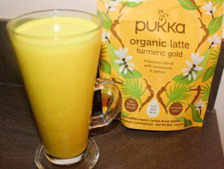 Pukka - Turmeric Gold Organic Latte Review