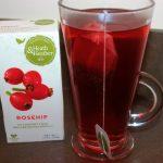 Rosehip & Hibiscus Tea