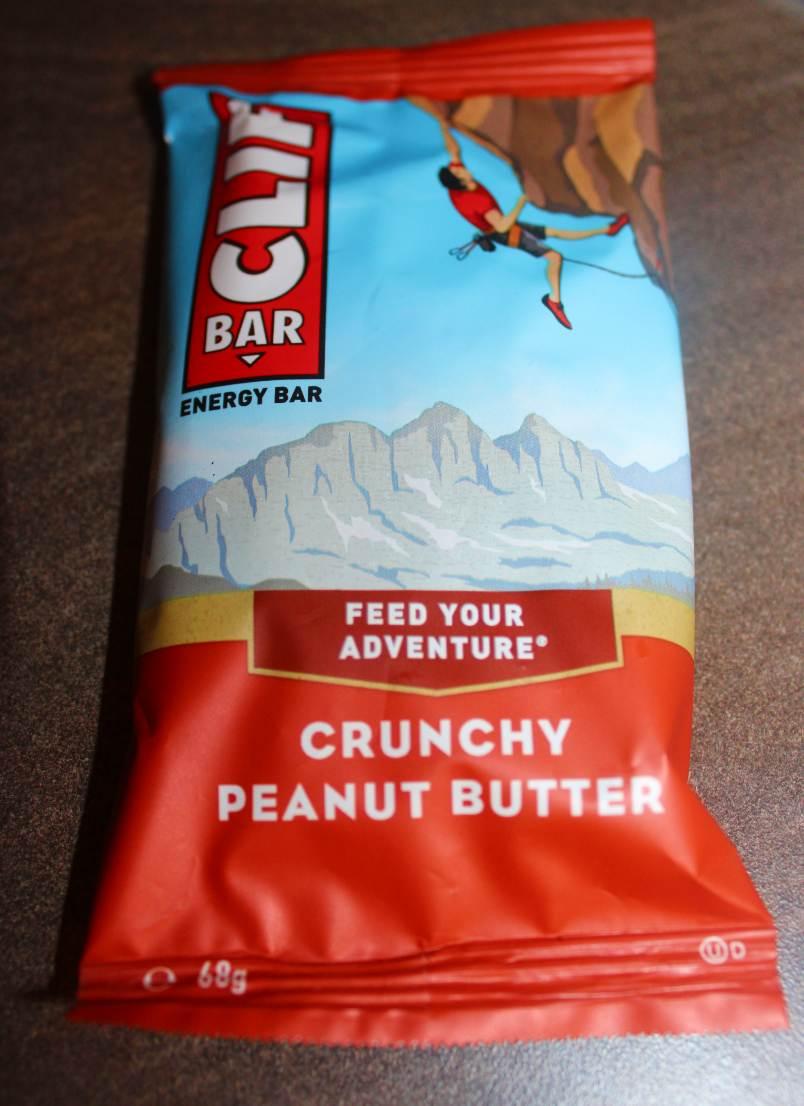 CLIF BAR®: Crunchy Peanut Butter Energy Bar Review