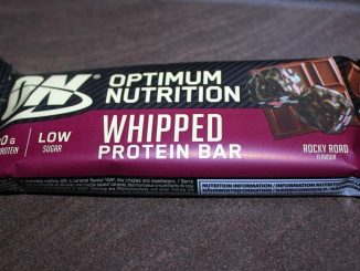 Optimum Nutrition Rocky Road Whipped Protein Bar Review