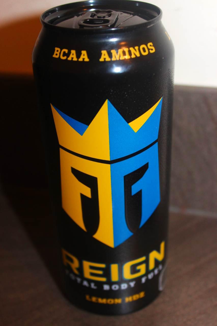 Reign Total Body Fuel Lemon HDZ Energy Drink Review