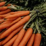 Carrots Improve Eyesight Carotenoids