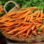Carrots Great Source Of Vitamin A Beta Carotene