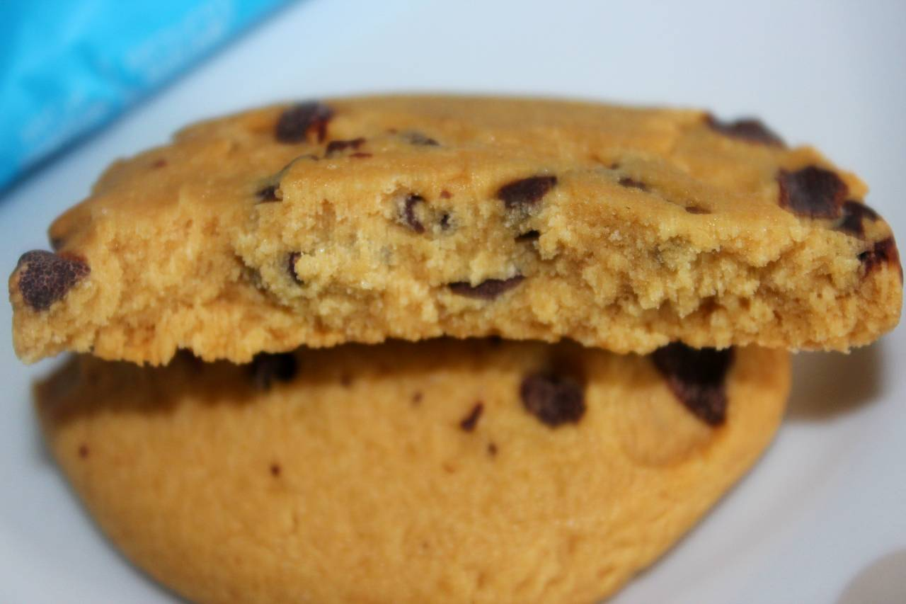 USN Select High Protein Cookie Salted Caramel Review