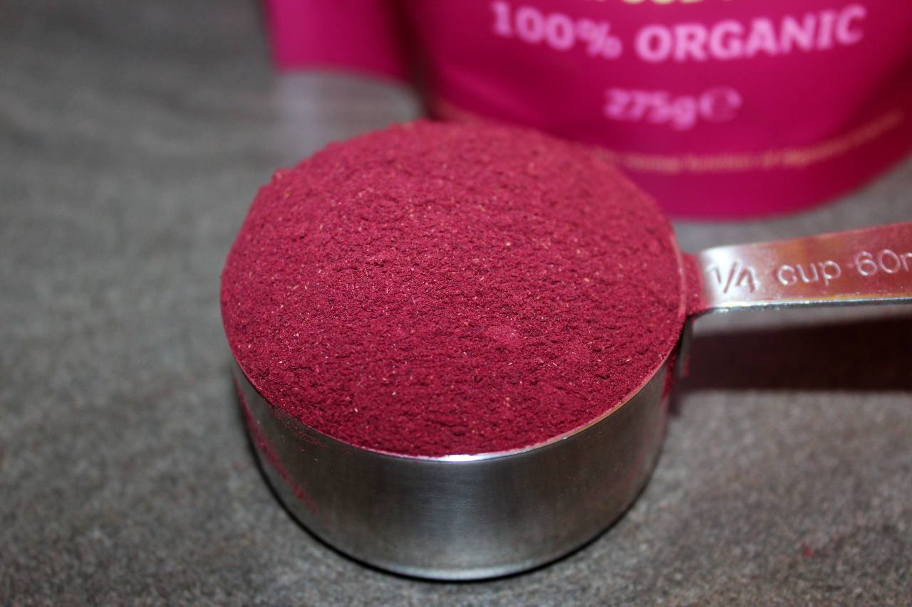 Aduna - 100% Organic Hibiscus Powder Review