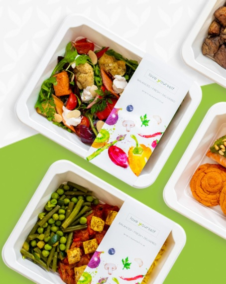 Love Yourself Healthy Meals Delivered