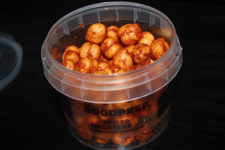 Spiced Chickpeas The Good Prep Snacks
