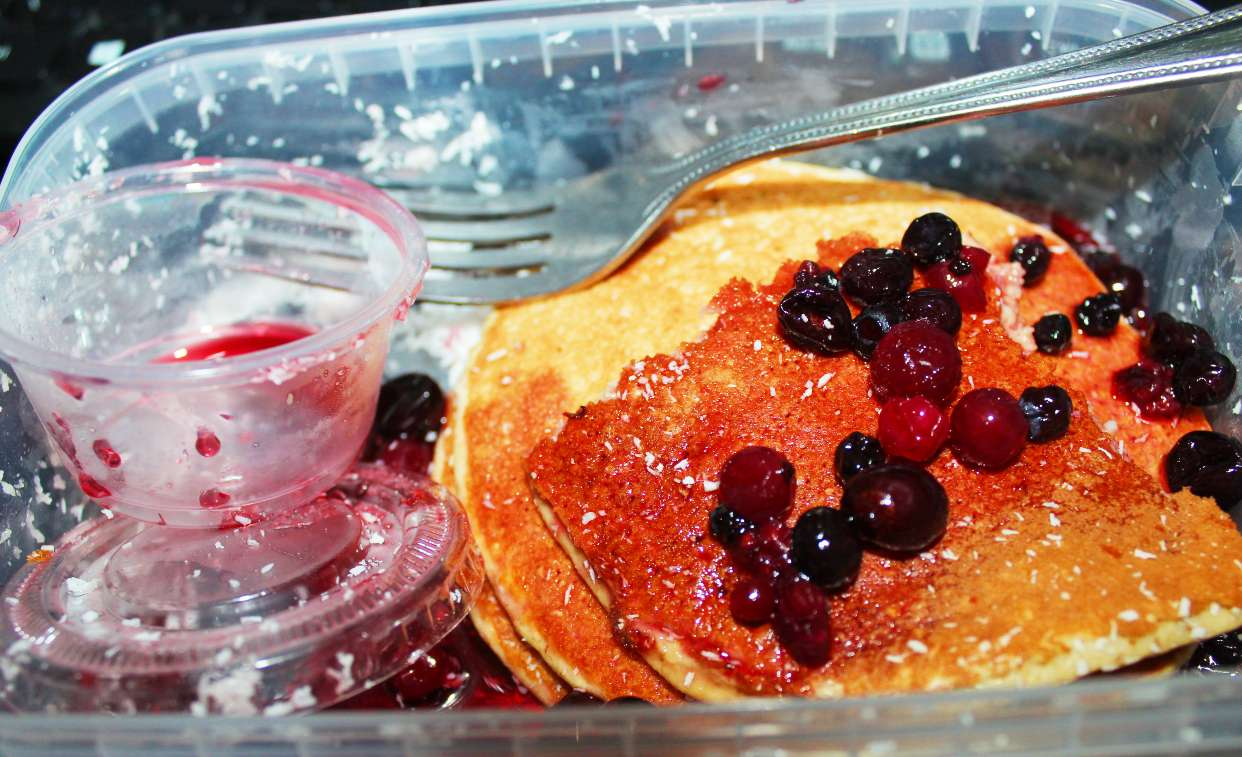 The Good Prep Banana Pancakes Review