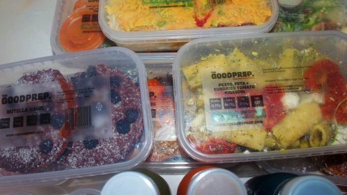 The Good Prep – Healthy Meal Prep Delivery Service - Day 2 Food Review