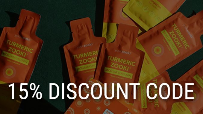 YourZooki Supplements - 15% Discount Code